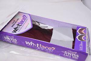 Sensationnel Synthetic Hair Lace Front Wig Cloud 9 What Lace Swiss Lace 13X6 KIY