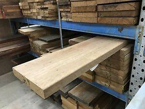 290 x 42mm Kiln Dried Black Butt Hardwood