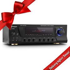 Hi Fi Amplifier Powerful 5.1 Surround Sound Receiver FM Radio Audio Studio 600W