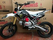 New 2019 CRFN 125cc Big Wheel Pit Bike/Dirt Bike/ATV/Motorcross