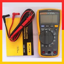 New Fluke 117c Digital Multimeter 17b 15b 18b Emh003 Withbag From Us