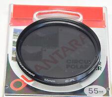 55mm Quantaray Polarizer C-PL Circular + Case