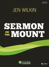 The Sermon on the Mount - Bible Study Book by Wilkin, Jen Matthew 5-7 Study