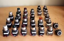 Lot of 27 Misc ALLEN-BRADLEY Push Button 800T-PT16 + extra USFF (D7-335-12-F10)