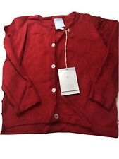 Bella Bliss Red Sweater. Size 5. NWT