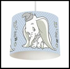 DUMBO - Boys Bedroom Nursery Lampshade Light shade for Ceiling Fitting