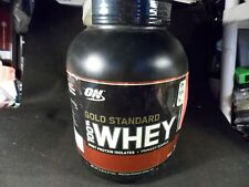 ON Gold Standard 100% Whey Strawberry Flavor 5 lbs 73 Servings NEW Exp 5/20