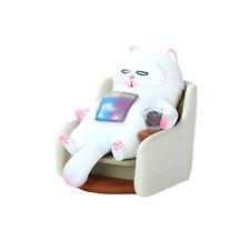 POP MART x VIVI CAT Lazily Lying Series First-class Cabin Mini Figure Art Toy
