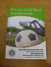 03/05/2015 Chelmsford Sunday League John Coward Cup Final: Old Chelmsfordians v