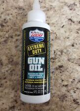 LUCAS 10877  Extreme Duty Gun Oil 4 OZ