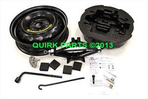OEM NEW Spare Tire Wheel-Rim  Jack Kit 2012-2015 Kia Optima Genuine 4CF40-AC950