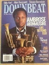 "Downbeat Magazine ""Ambrose Akinmusire"" April 2014"