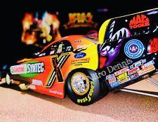 NHRA TONY PEDREGON 1:24 Diecast NITRO Funny Car KISS Vintage Drag TOP FUEL