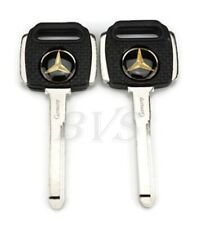 1X For MERCEDES BENZ BLANK KEY C S SEL SL SLC W126 W201 190 200 230 260 300
