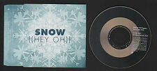 CD SINGLE PROMO NOT FOR SALE RED HOT CHILI PEPPERS SNOW (HEY OH) 2006 WARNER BR.