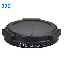 JJC Auto Lens Cap ALC-LX100 for Panasonic LUMIX DMC-LX100 Camera rep. DMW-LFAC1