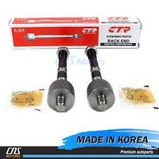 ⭐⭐CTR Inner Tie Rod End FRONT for 11-17 Azera Sonata Cadenza Optima 577242T500⭐⭐