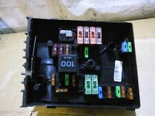 skoda octavia mk2 main fusebox fuse box with cover lid 2004 > 2009