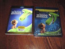 The Good Dinosaur:Disney (Blu-ray+Blu-ray3D+DVD+DC, 2016) Holographic Slipcover