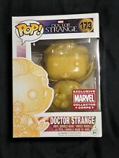 Brand New Funko Pop! #173 DOCTOR STRANGE Levitation Marvel Collector Corps Excl