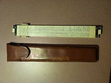 jj just cool lll       .. VINTAGE COMPASS SLIDERULE    wow
