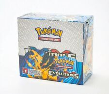 Display 36 Boosters Pokémon XY Evolutions Scellé Proxy Boosters Pack No Officiel