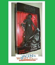 Kylo Ren #03 Black Series 6 inch Force Awakens Action Figure Star Wars Wave 1