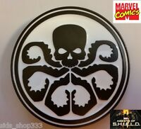 Marvel Comics Captain America HYDRA Logo Metal/Enamel BELT BUCKLE Collectible wh