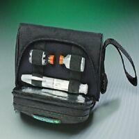 Medicool Pen Plus Diabetic Insulin Travel Case Cooler Pack Wallet Black Holder