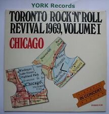 CHICAGO - Toronto Rock n Roll Revival - Excellent Con LP Record Breakaway BWY 53