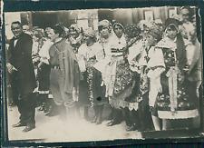 Autriche, Soldat, Villageois, Costumes Typiques, Première Guerre Mondiale 1914/1