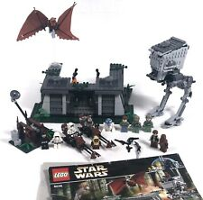 LEGO® Star Wars The Battle of Endor (8038) 100% Complete w Minfigs & Instruction