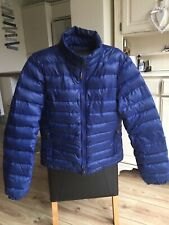 100% Genuine Emporio Armani Puffa Down Jacket Coat Small Mens 40""