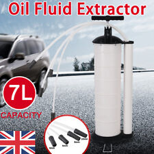 7L Oil Extractor Fluid Diesel Suction Vacuum Car Water Petrol Removal Transfer