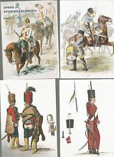 Army of Frederick the Great. Issue  3 (set of 15 cards)