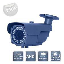 Camera surveillance WZ-950 AHD IR 36 LED IR CUT - 960P métal - Waterproof