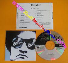 CD DISCO MESE 14 WHITE SOUL compilation PROMO 1996 ZUCCHERO TALKING HEADS (C35)