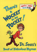(Good)-There's a Wocket in my Pocket (Dr. Seuss Board Books) (Board book)-Seuss,