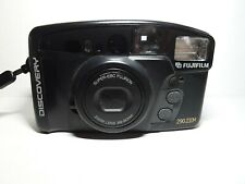 🔥Fujifilm Discovery 290 Zoom 35mm Camera w/Built-in Flash Vintage