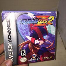 Mega Man Zero 2 (Gameboy Advance GBA) Complete CIB
