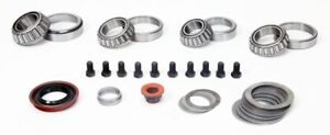 Axle Differential Bearing and Seal Kit Rear,Front SKF SDK311-MK