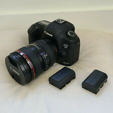 Canon EOS 5D Mark III  15,000 Shutter Count -  with EF 24-105mm f/4.0 Lens
