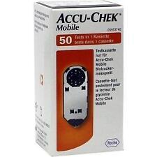 ACCU CHEK Mobile Testkassette Plasma II 50 St