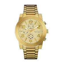 Bulova Corporation 44A105 Mens Quartz Stainless Steel Casual Watch,