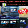 Cambridge Practice Tests IELTS (10– 14) Academic Student Book Answers+Audio Link