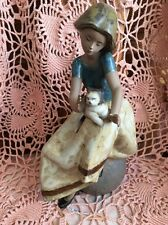 Lladro 2169 Repose Retired! Mint Condition! Gres Finish! Great Gift! L@K!