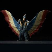 Toho Large Monsters Series King Ghidorah 1964 Limited NG Color