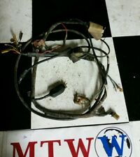 200e atc200e honda atc big red wire harness complete nice 12-37