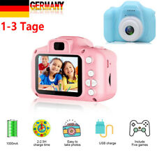 "2"" Kinderkamera Digitalkamera Full-HD 1080p Kam für Kinder 8MP Video Geschenke"
