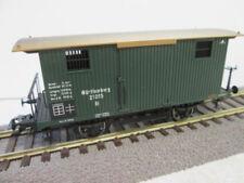 BRAWA Modellbahnen der Spur H0 mit Herstellungsjahren 1910-1944 - Güterwagen
